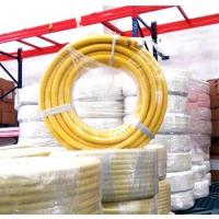 China High Tensile Polyester Fiber Braided Rubber Air Hose on sale