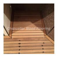 Buy cheap Luxury high quality custom teak shower floor from wholesalers