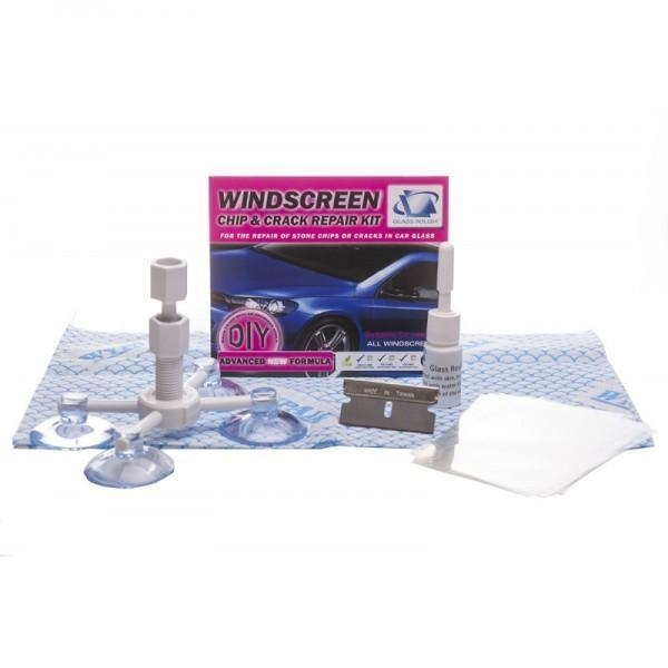 Quality DIY Windscreen Chip and Crack Repair Kit 21101 for sale