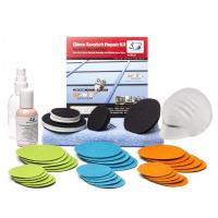 DIY Glass Scratch Repair Kit Deluxe (GP-WIZ System) Manufactures