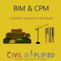 Summer Training in Civil Engineering-Building Information Modeling & Construction Project Management Manufactures
