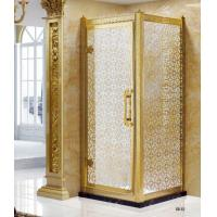 Buy cheap Rectangular or Square Foldable and Bi-fold Framed Toughened Clear Safe Glass Shower Enclosure from wholesalers
