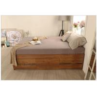 Single Size Trundle Bed with Storage Drawers Manufactures