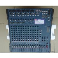 MG166FX/CX/CX-USD High Performance 16-Channel Professional Power Mixer