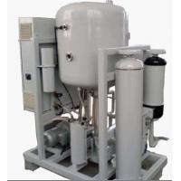 Buy cheap Bubble type vacuum super oil purifier from wholesalers