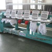 China TP1506 flat T-shirt Cap Embroidery Machine on sale