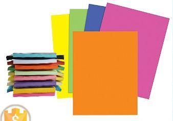 Quality colorful paper,color paper,color cardboard paper for sale