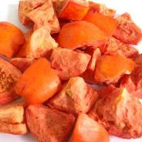 China Freeze Dried Tomato,Factory Hot Sell FD Food,Nutrition FD Tomato Snack on sale