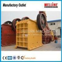 factory sale simple but rigid structure stone crusher for mining with bottom price