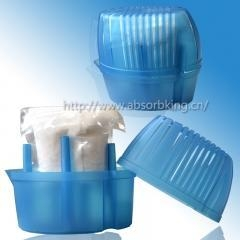 China Household Chemicals Powerful Desiccant Air Super Refillable Dry Dehumidifier Box