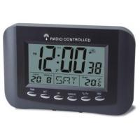 Digital Compass 2011 NEW RADIO CONTROLLED LCD CLOCK ET628AR Manufactures