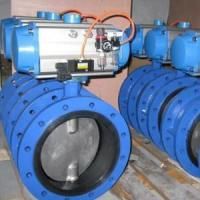 pneumatic flanged butterfly valve Manufactures