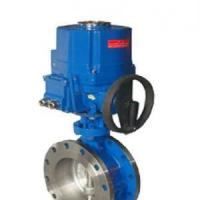 Quality Motorized Triple eccentric Butterfly Valve for sale