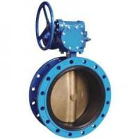 Flanged rubber seat butterfly valve Manufactures