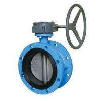 D341X-10 flange butterfly valve Manufactures