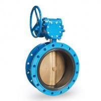 double flange butterfly valve DN200 Manufactures