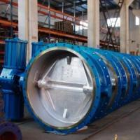 Quality Triple Offset Flange Butterfly Valve for sale