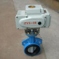 220v Electric Butterfly Valve Manufactures