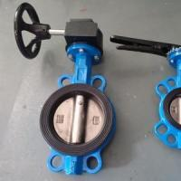 ductile iron wafer butterfly valve Manufactures