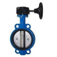 Wafer rubber lined butterfly valve Manufactures