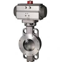 stainless steel pneumatic butterfly valve Manufactures