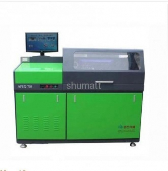 Quality Diesel pump injector tester and cleaner bench test equipment ZQYM618B Testing Stand for sale
