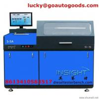 Factory price Common Rail diesel Injector & Pump Test Bench S5A manfacture Manufactures