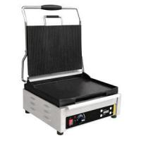 Large Single Contact Grill Ribbed Top Manufactures