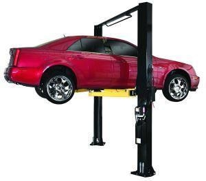 Quality Two Post Clear floor type Auto Hydraulic car Lift for car lifting for sale