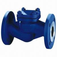 DIN Lift Check Valve with PN10 to PN100 Pressure and DN15 to DN400 Sizes Manufactures