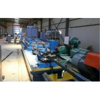 China High-frequency Pipe Welding Line, ERW Steel Tube Welding Mill Line on sale