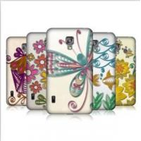China HEAD CASE QUILLING PROTECTIVE BACK CASE COVER FOR LG OPTIMUS L7 II DUAL P715 on sale