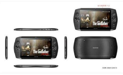 Quality Android Game Player Smart Android Gaming console CE706 for sale