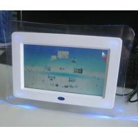 Buy cheap 7 inch ABS case+transparent acryl+LED light (Single function) from wholesalers
