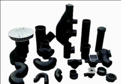 Quality PE siphon drainage pipe for sale