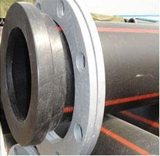 China PE Mining Pipes & Pipe Fittings