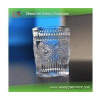 Bulk glass candle holder Manufactures
