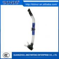Silicone EU size or customized diving snorkels equipment china swimming mask and snorkel Manufactures
