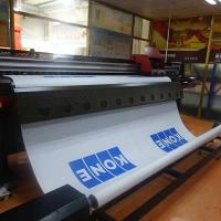 Buy cheap 15 OZ Vinyl banner outdoor advertising 5M wide banner printing from wholesalers
