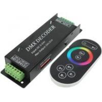 Buy cheap NEW product Strip DMX Decoder DMX512 remote control 3 channel from wholesalers