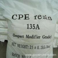 China China powerful manufacturer chlorinated polyethylene for pvc resin (CPE) on sale