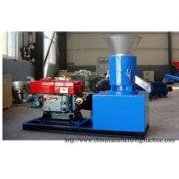 Buy cheap Small diesel straw pellet mill from wholesalers