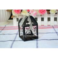 Innovative design wedding favors music box laser cut wedding gift box from Mery crafts Manufactures