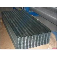 Parking Lot Pipes Galvanized Corrugated Roof Sheets