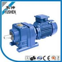 2.2kW R67/R77/R87 Ratio 19.89/43.26/41.74 B14 Flange R series of Helical Gear Motor Manufactures