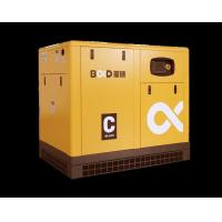 China Electric Gas Power Rotary Oil Flooded Lubricated Oil-less Screw Air Compressor on sale