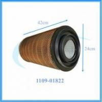 Buy cheap 1109-01822 yutong bus air filter A685 from wholesalers