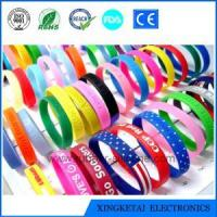 Customized High Quality /Eco-friendly Cheap Silicone Wristband Manufactures