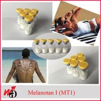 Highly Purified Melanotan 1 Tanning Injections Mt1 10mg Manufactures