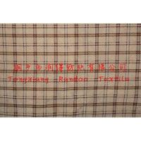 POLYESTER GRID CHENILLE FABRIC FOR SOFA COVER Manufactures